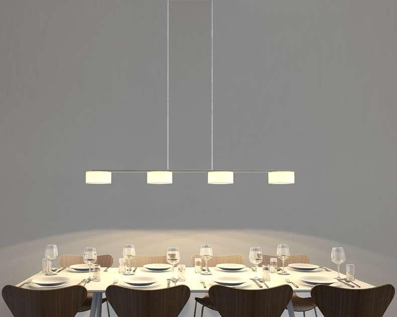 La luce giusta per il tavolo il blog di stickerdesign - Si trovano sul tavolo da pranzo 94 ...