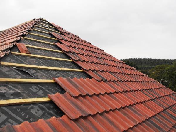 Come recuperare un tetto