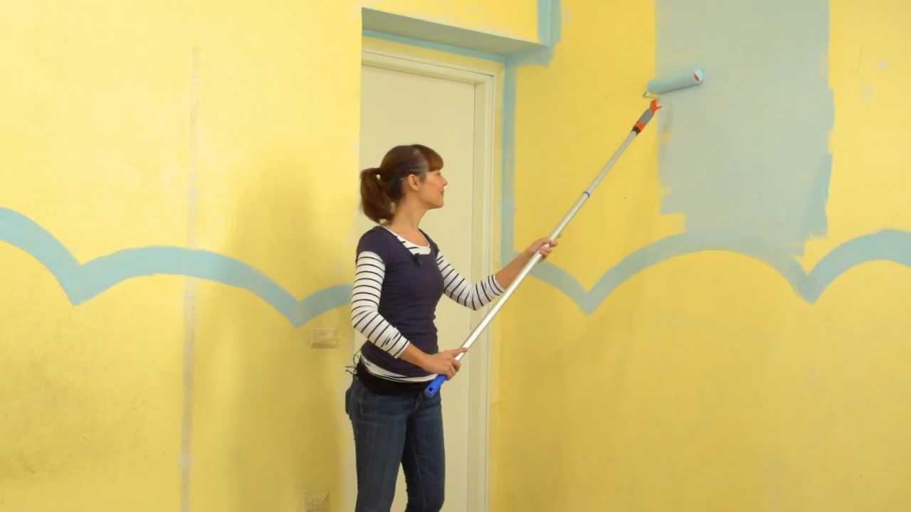 Attrezzi per dipingere le pareti di casa il blog di stickerdesign - Dipingere le pareti di casa ...