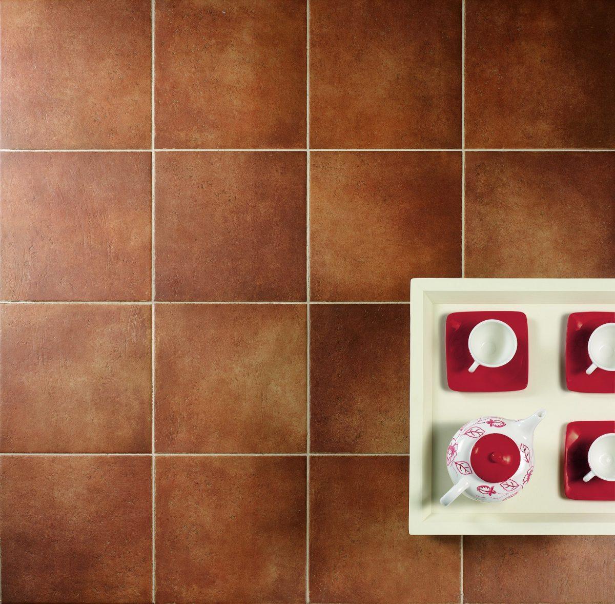 Le diverse cotture delle piastrelle il blog di stickerdesign for Marazzi cotto antico