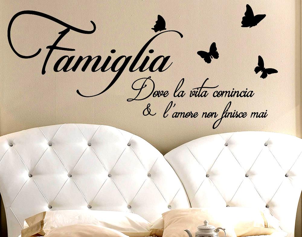 Adesivi murali famiglia:  stickers a tema