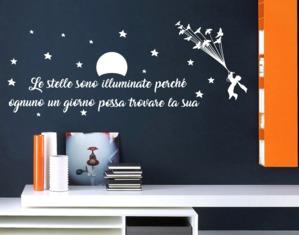 Adesivi Murali le stelle sono illuminate