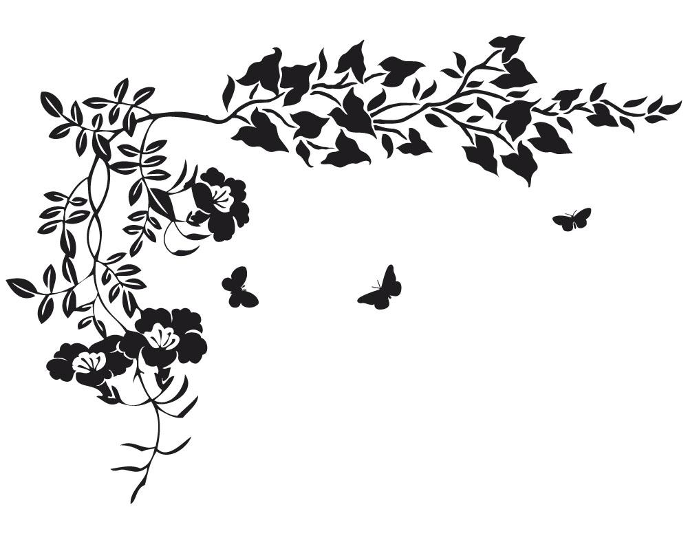 Sticker design vi presenta cornice ornamentale 8 uno dei - Cornici foto design ...