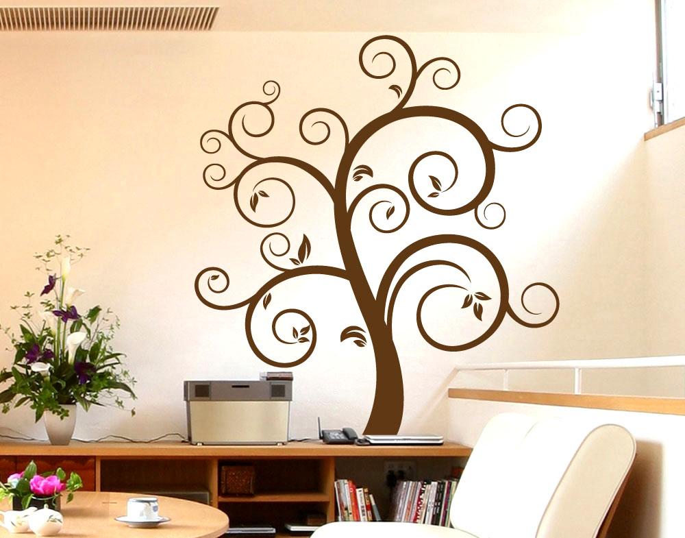 Alberi stilizzati - Alberi decorativi da parete ...