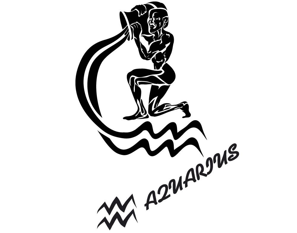 Sticker design vi presenta sticker aquarius uno dei nostri for Kit per palafitte