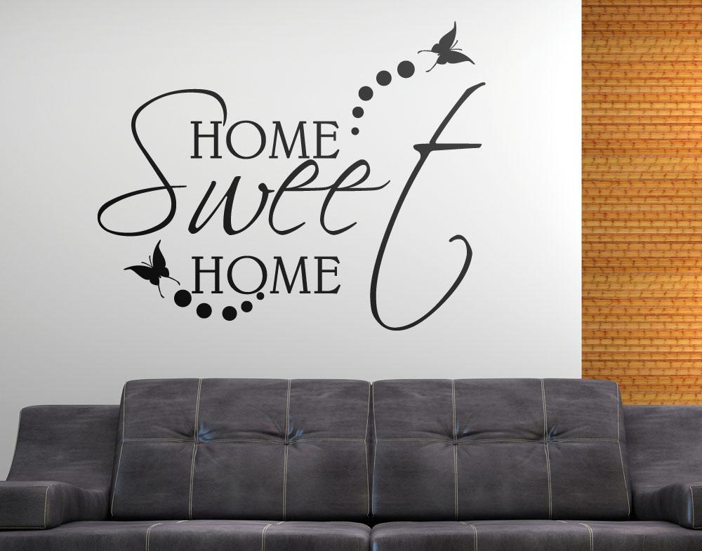 sticker design vi presenta wall stickers home sweet home