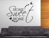 Wall Stickers Home Sweet Home