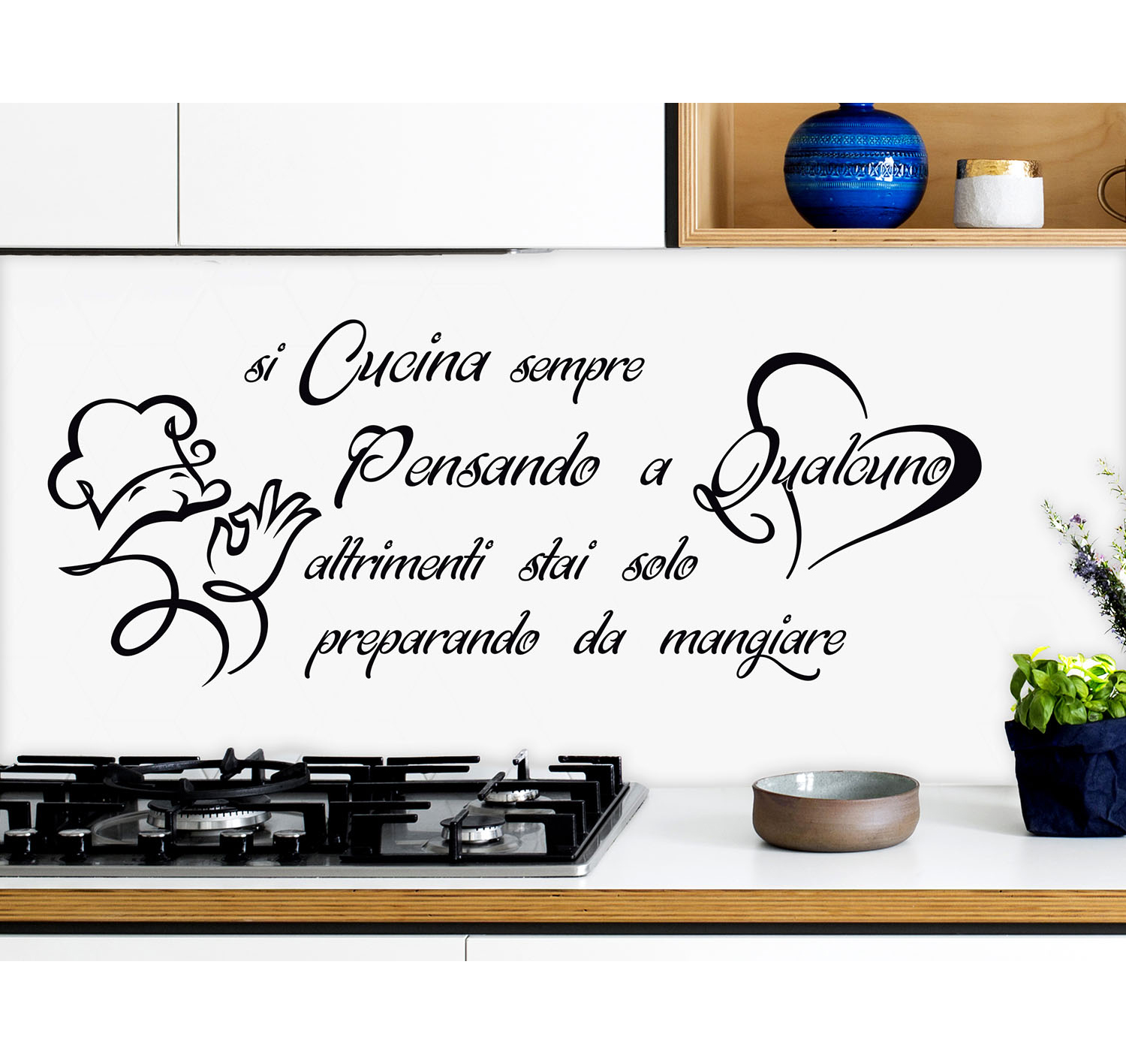 Best Wall Stickers Cucina Contemporary - Lepicentre.info ...