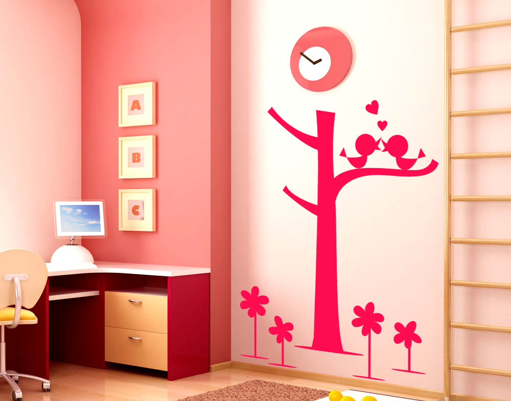 Wall Stickers Cip Cip