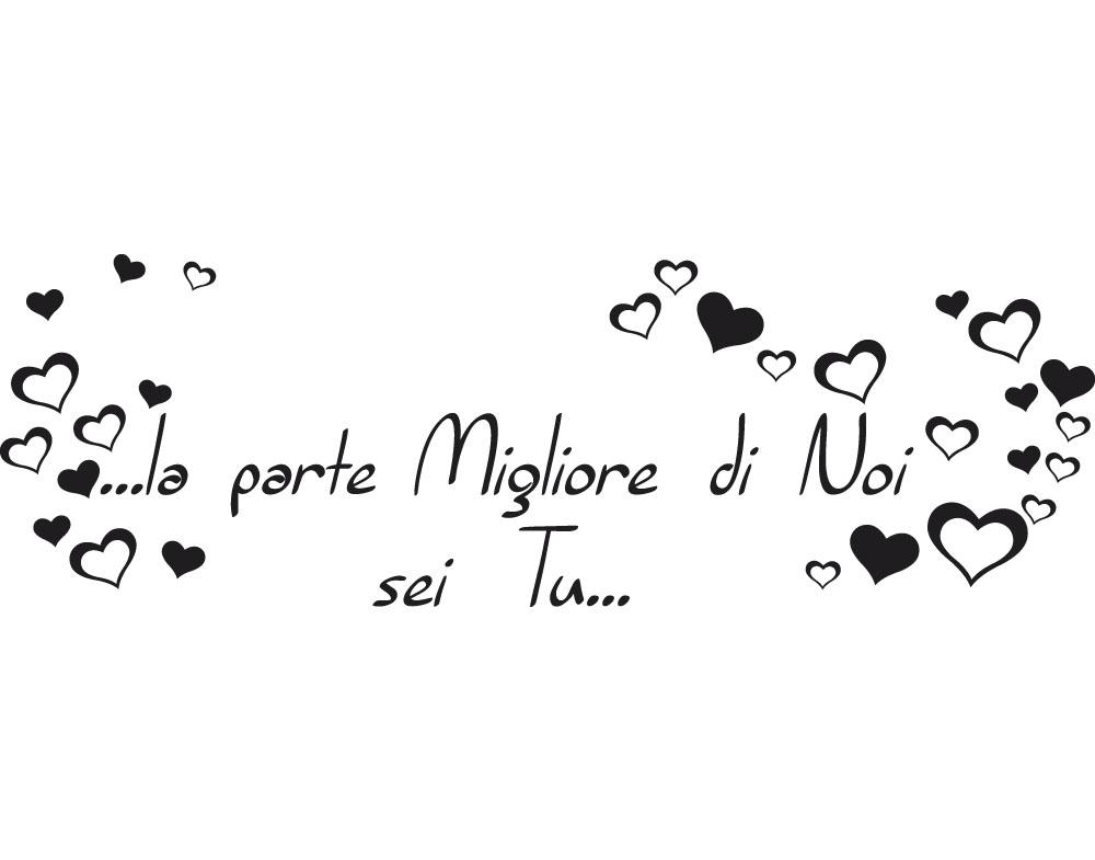 Amato Sticker Design vi presenta Frase Amore Figli Dedica TW27