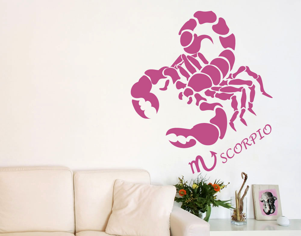 sticker SCORPIONE