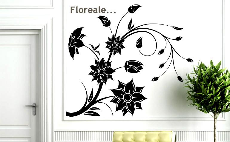 Stickerdesign vi presenta la collezione floreale for Disegna la tua cucina
