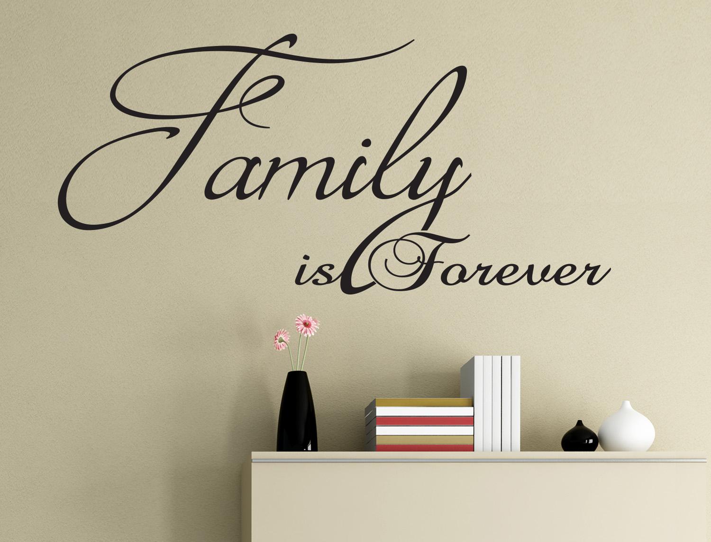 Stickers Murali Frasi.Sticker Design Vi Presenta Adesivi Murali Frasi Family Is